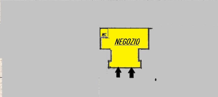 FONDO COMMERCIALE in AFFITTO a FIRENZE - ISOLOTTO / TALENTI